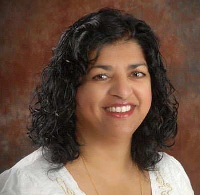 Portrait of Natasha Aruliah